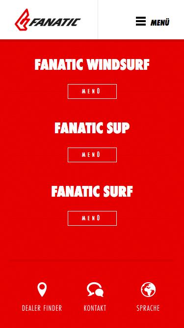 Fanatic Website Mobile 02