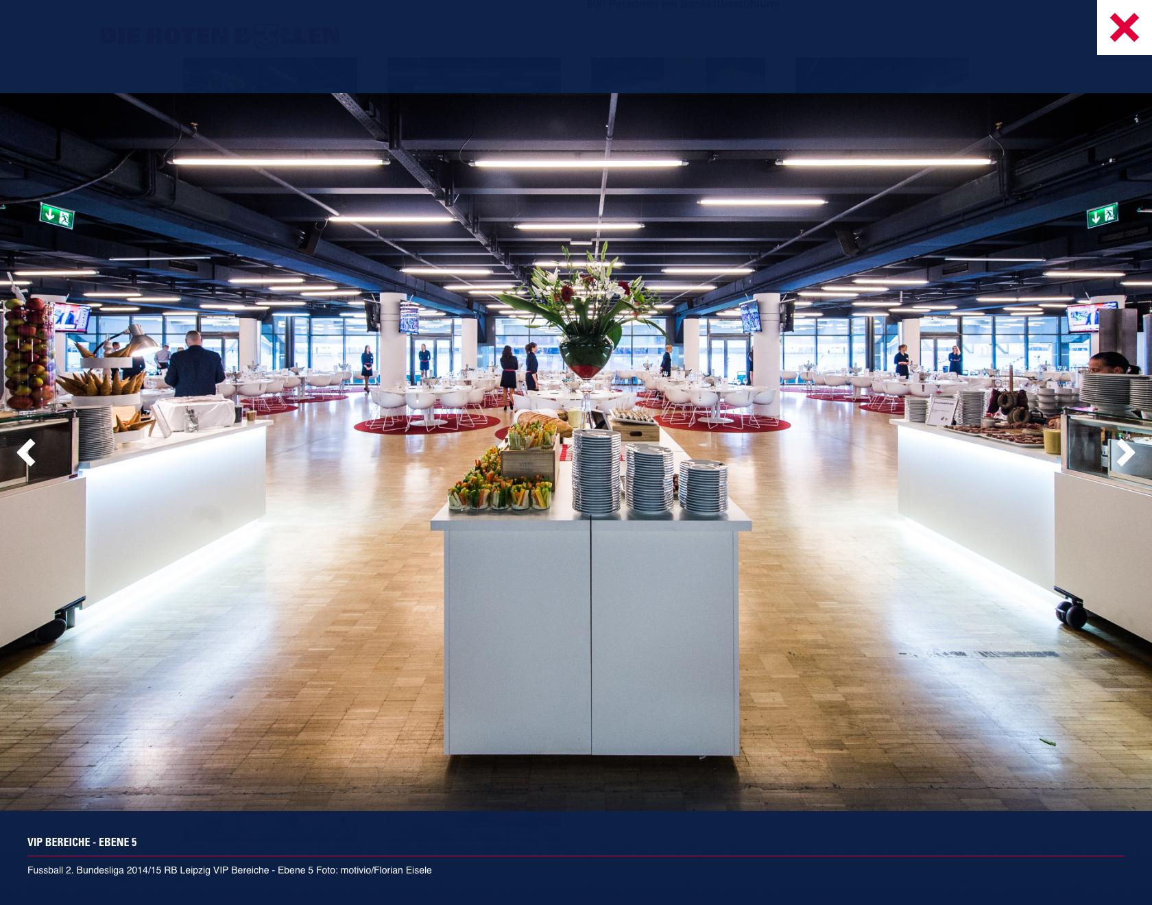 Hospitality Die Roten Bullen Website Image 03