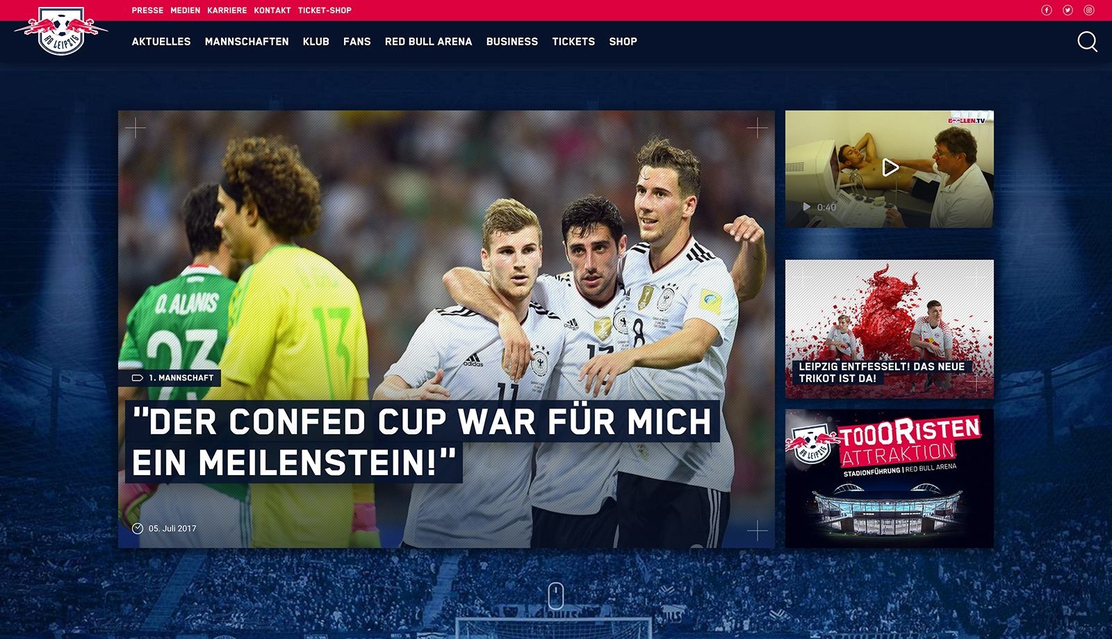 Rb Leipzig Website Relaunch 2017 Image 01