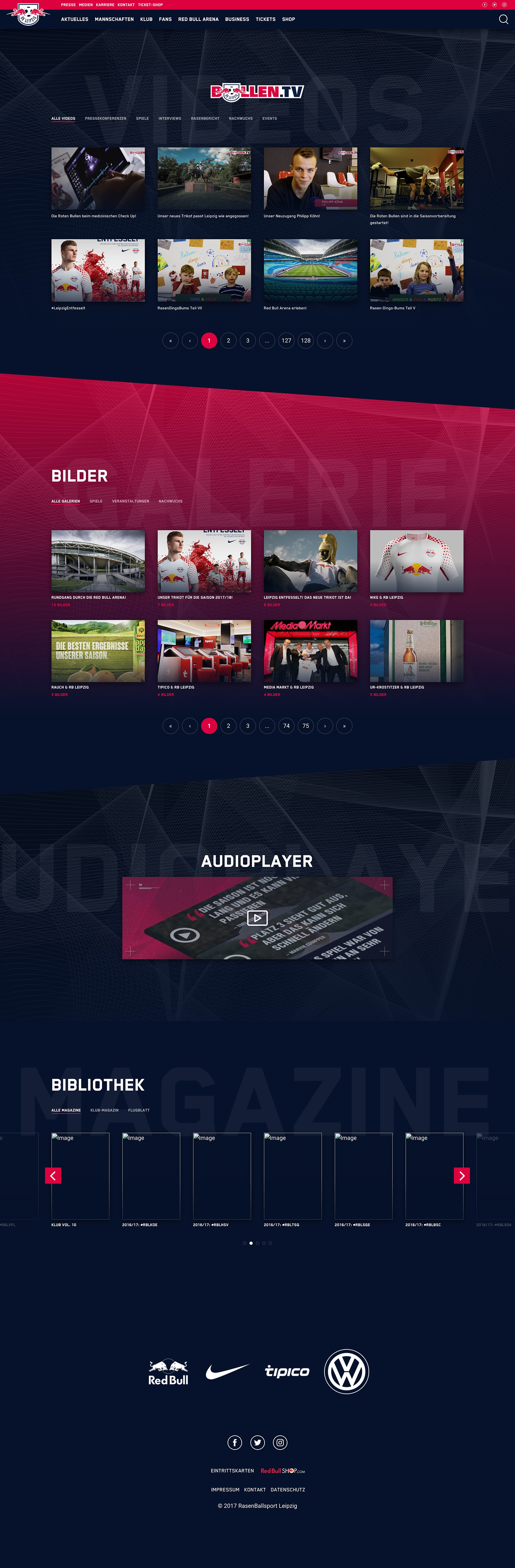 Rb Leipzig Website Relaunch 2017 Image 05