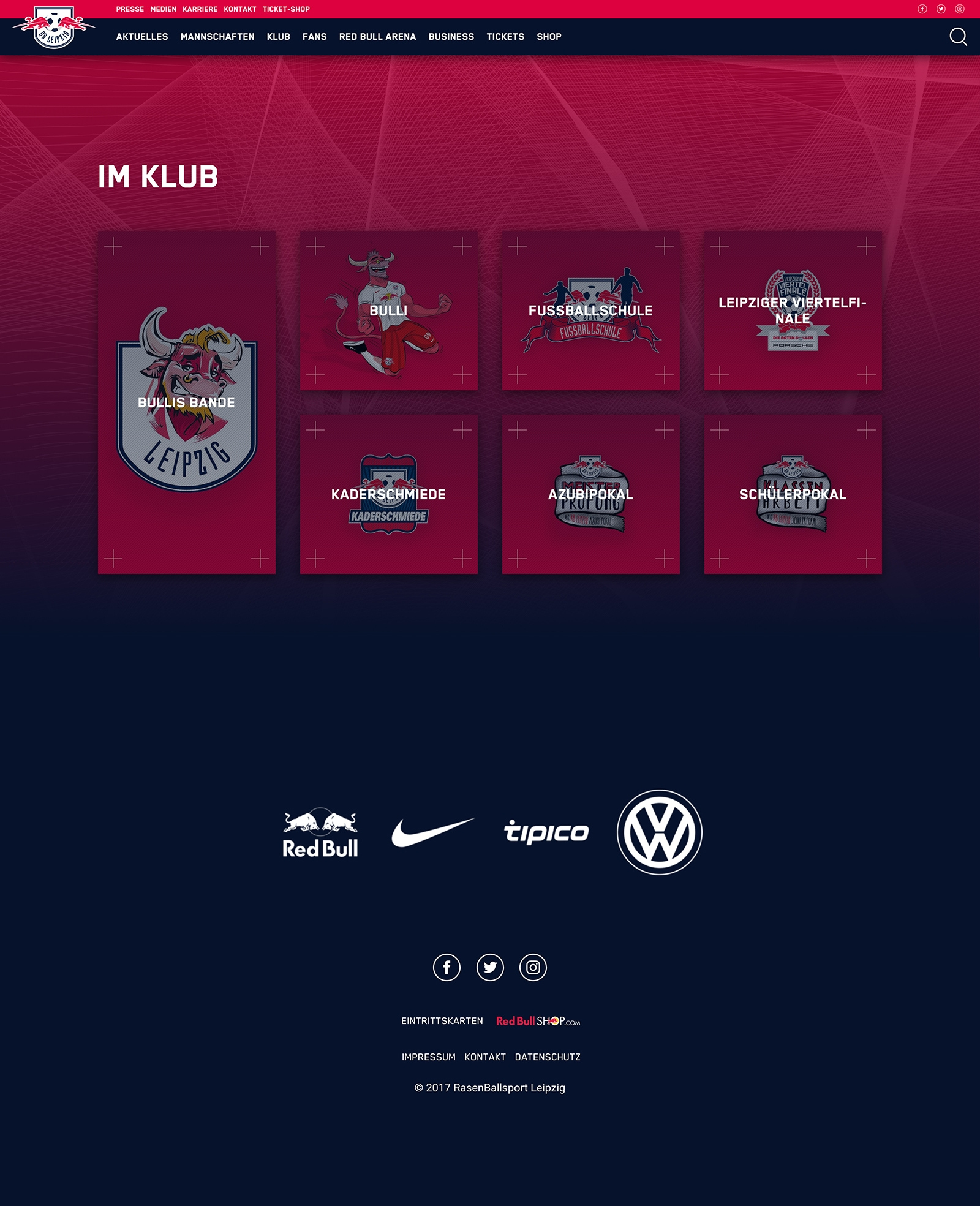 Rb Leipzig Website Relaunch 2017 Image 17