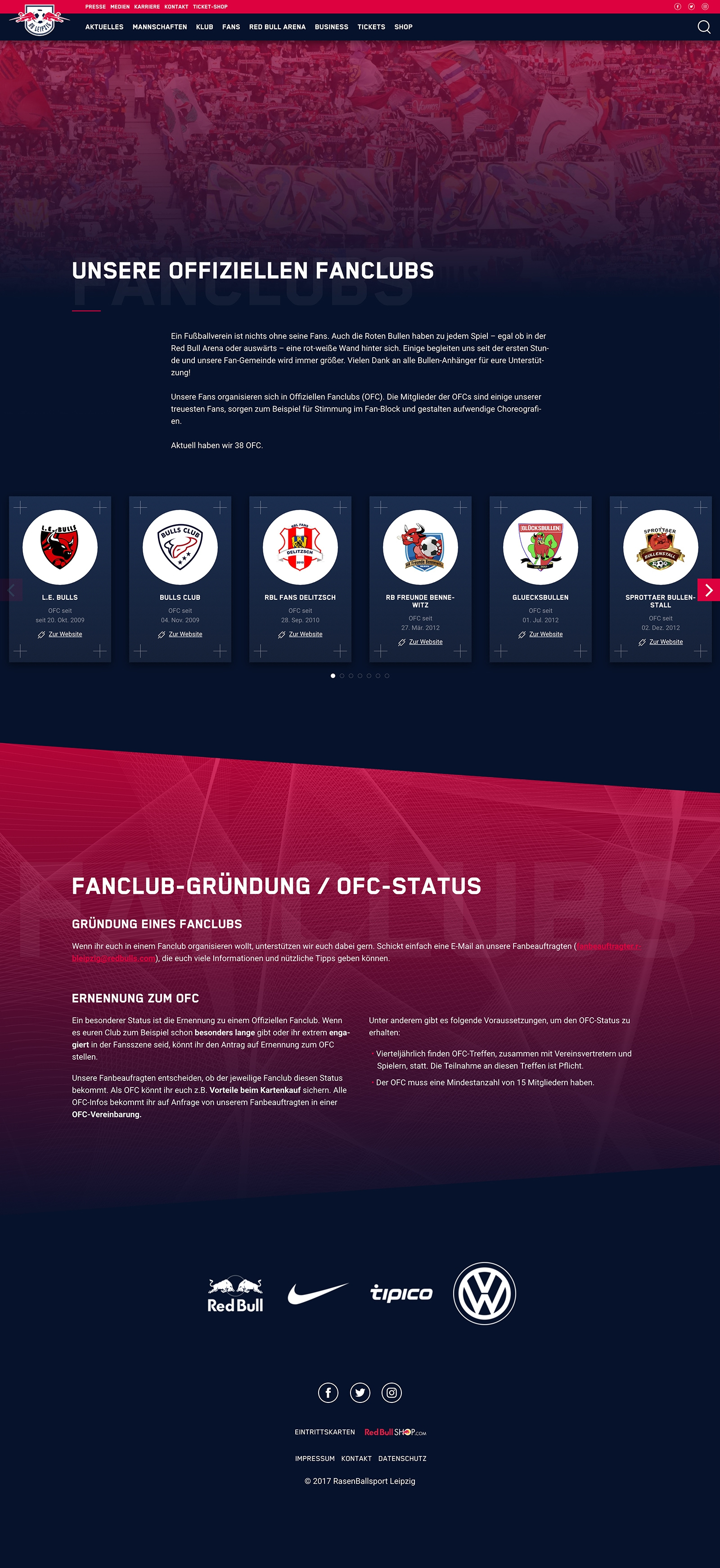 Rb Leipzig Website Relaunch 2017 Image 22