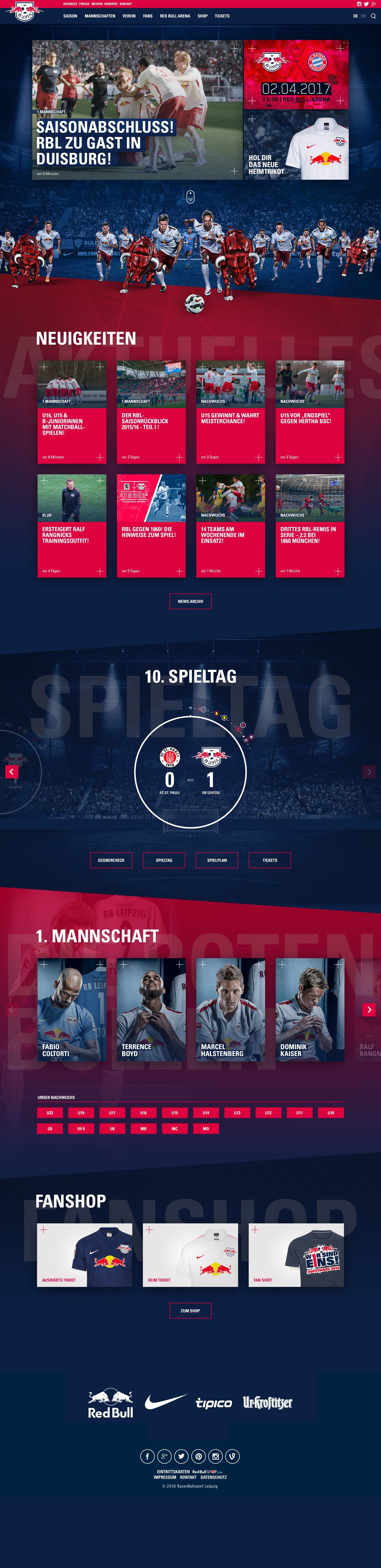 Red Bull Die Roten Bullen Design V1